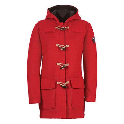 Dale Of Norway Oslo Dufflecoat Feminine Womens Jacket, Raspberry, viewer