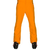 KJUS Formula Mens Ski Pants, Orange Pepper, medium