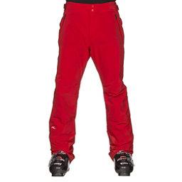 KJUS Formula Mens Ski Pants, Scarlet, 256