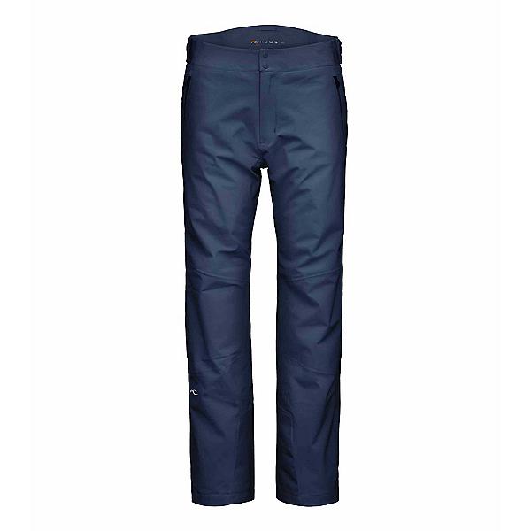 KJUS Formula Short Mens Ski Pants, Atlanta Blue, 600