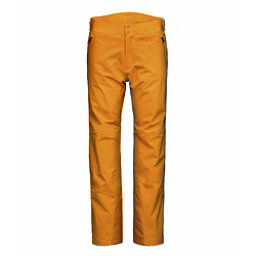 KJUS Formula Long Mens Ski Pants, Orange Pepper, 256