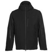 KJUS Formula DLX Mens Insulated Ski Jacket, Black, medium