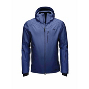 KJUS Formula DLX Mens Insulated Ski Jacket, Atlanta Blue, medium