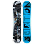 Burton Clash Snowboard 2016, 145cm, medium
