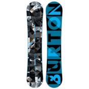 Burton Clash Snowboard 2016, 155cm, medium