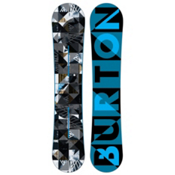 Burton Clash Wide Snowboard 2016, 157cm Wide, medium