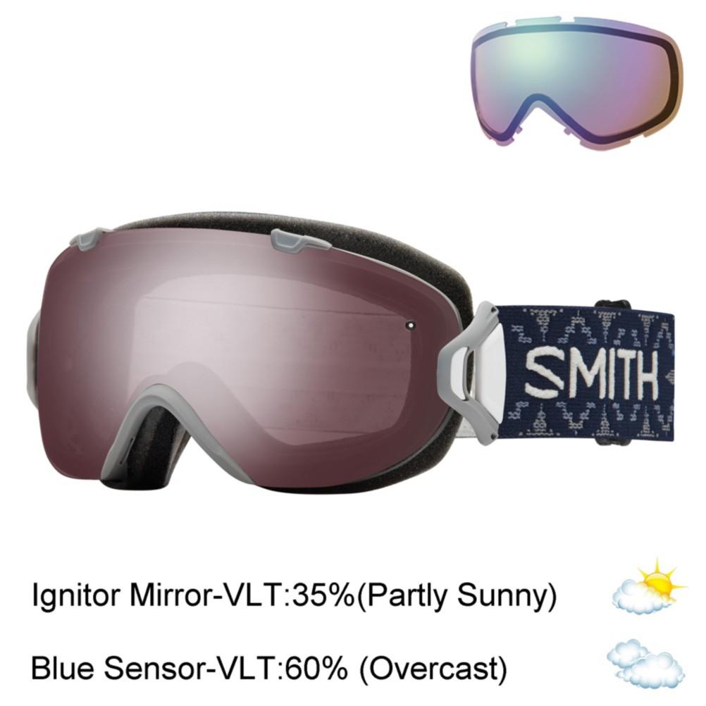 Smith I/OS Womens Goggles 2017 | eBay