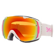 Smith I/O Womens Goggles 2016, Bright Sands-Red Sol X Mirror + Bonus Lens, medium