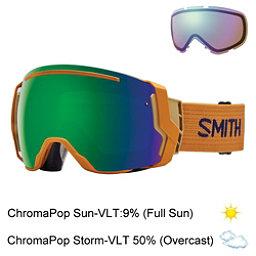 Smith I/O7 Goggles 2017, Cargo-Chromapop Sun + Bonus Lens, 256