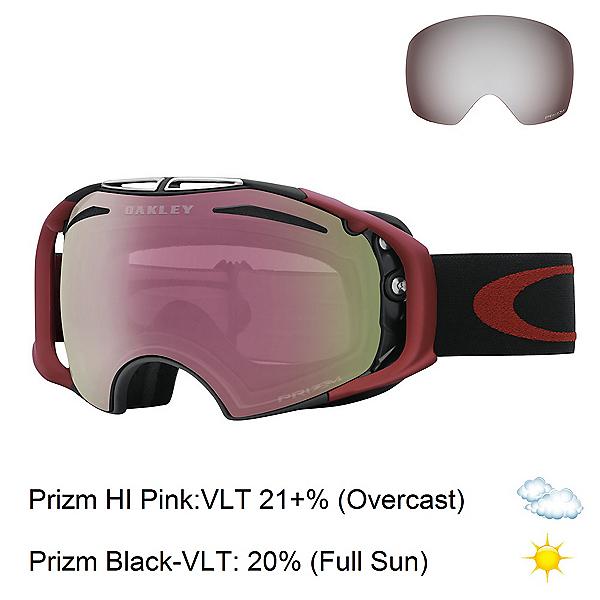 oakley otg goggles  Oakley Airbrake Prizm Goggles 2017