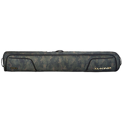 Dakine Fall Line Double 190 Wheeled Ski Bag 2017, Peat Camo, viewer