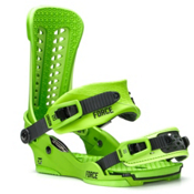 Union Force Snowboard Bindings 2016, Force Green, medium
