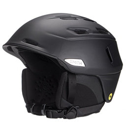 Smith Camber MIPS Helmet 2018, Matte Black, 256
