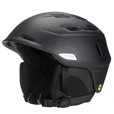 Smith Camber MIPS Helmet 2017, Matte Black, viewer