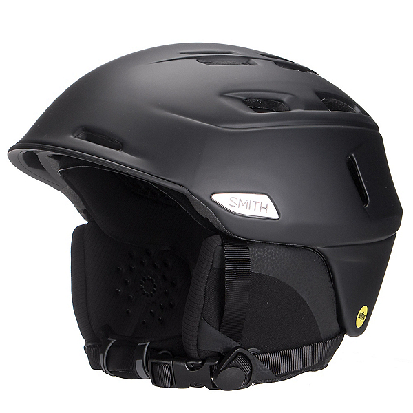 Smith Camber MIPS Helmet 2018, Matte Black, 600