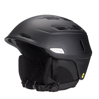 Smith Camber MIPS Helmet 2018, Matte Black, viewer