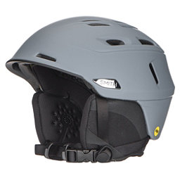 Smith Camber MIPS Helmet 2017, Matte Charcoal, 256