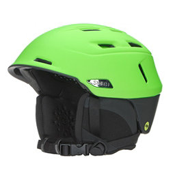 Smith Camber MIPS Helmet 2017, Matte Reactor Black, 256