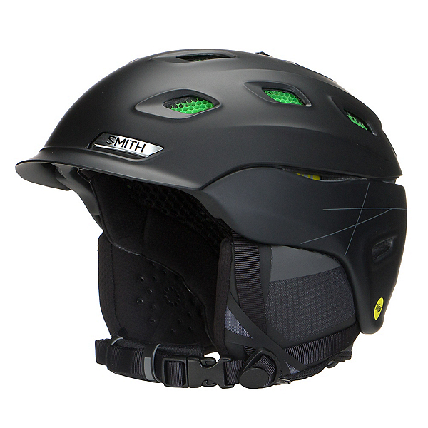 Smith Vantage MIPS Helmet 2018, Matte Black, 600