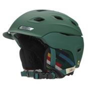 Smith Vantage MIPS Helmet 2017, Matte Forest Woolrich, medium