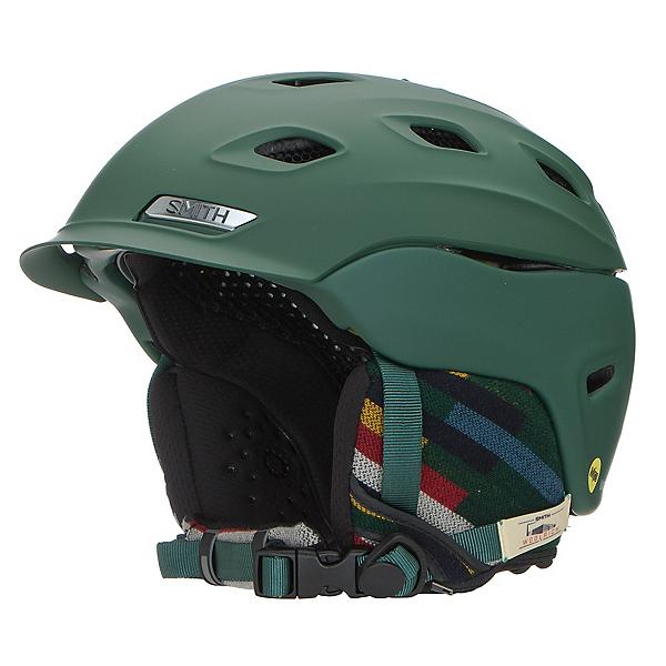 Smith Vantage MIPS Helmet 2017, Matte Forest Woolrich, 600