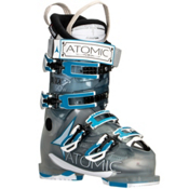 Atomic Hawx 90 W Womens Ski Boots, Crystal-Transparent Light Blue, medium