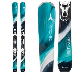 Atomic Affinity Storm Womens Skis with XT 10 Ti Bindings, , 256