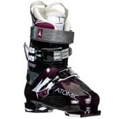 Atomic Live Fit 90 W Womens Ski Boots 2017, Transparent Purple-Black, medium