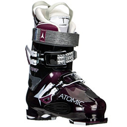 Atomic Live Fit 90 W Womens Ski Boots 2017, Transparent Purple-Black, 256