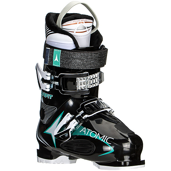Atomic Live Fit 70 W Womens Ski Boots 2017, Black, 600