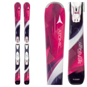 Atomic Affinity Pure Womens Skis with Lithium 10 Bindings, , medium