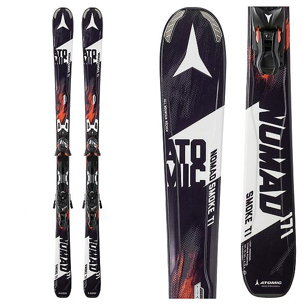 Atomic Nomad Smoke Ti Skis with XTO 12 Bindings, , 600