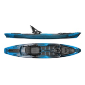 Wilderness Systems ATAK 140 Fishing Kayak 2016, Midnight, medium