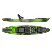 Wilderness Systems ATAK 140 Fishing Kayak, Sonar, medium
