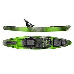 Wilderness Systems A.T.A.K. 140 Kayak, Sonar, 256
