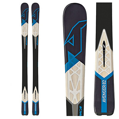 Nordica Avenger 82 Skis, , viewer