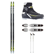 Fischer Orbiter Cross Country Ski Package, , medium