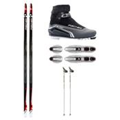 Fischer Cruiser Cross Country Ski Package, , medium