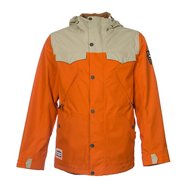 Burton Folsom Mens Shell Snowboard Jacket, , viewer