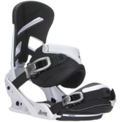 Burton Mission Snowboard Bindings 2016, Thats White, medium