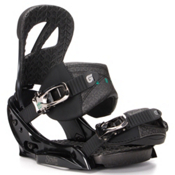 Burton Scribe EST Womens Snowboard Bindings, Black, medium