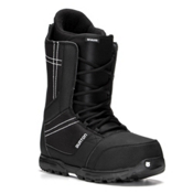 Burton Invader Snowboard Boots 2017, Black, medium
