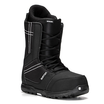Burton Invader Snowboard Boots 2017, Black, viewer