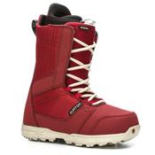 Burton Invader Snowboard Boots 2017, Red, medium