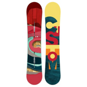 Burton Custom Flying V Snowboard 2016, 156cm, medium