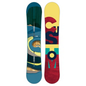 Burton Custom Flying V Wide Snowboard 2016, 158cm Wide, medium