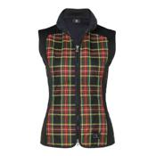 Bogner Cella Womens Vest, Black, medium
