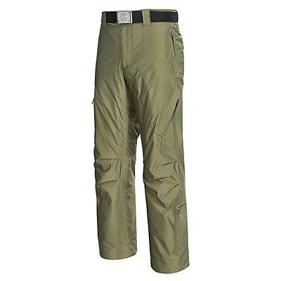 Bogner Aros Mens Ski Pants, Swamp Green, viewer