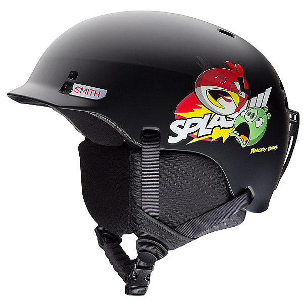 Smith Gage Jr Kids Helmet, Matte Angry Birds, 600