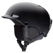 Smith Gage Jr Kids Helmet, Matte Black, medium